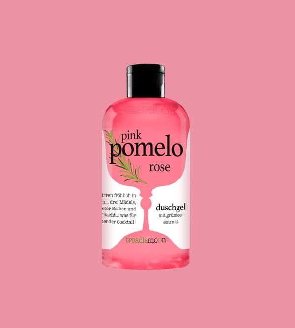 pink pomelo